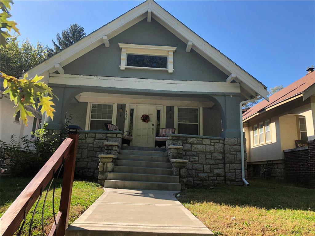 4238 Benton Boulevard Property Photo - Kansas City, MO real estate listing