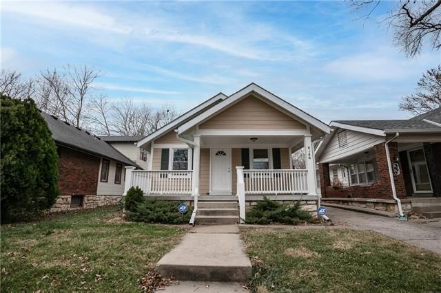 6144 Charlotte Street Property Photo - Kansas City, MO real estate listing