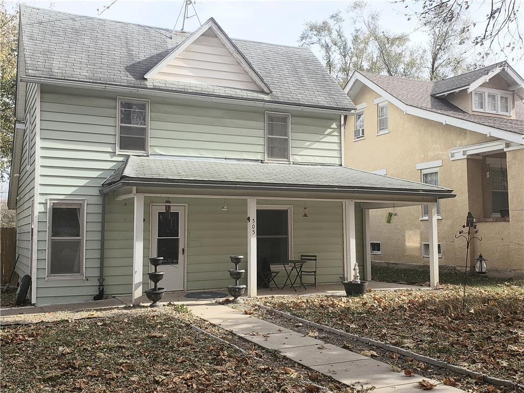 505 Elm Street Property Photo - Valley Falls, KS real estate listing
