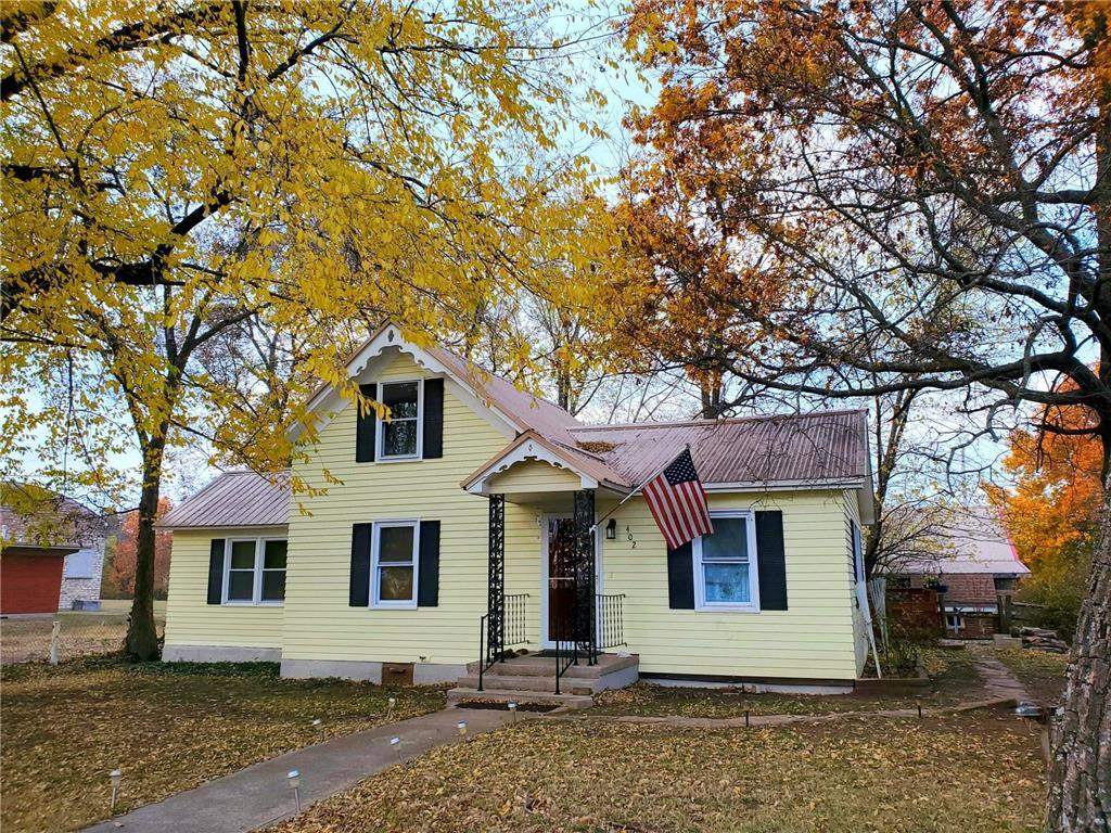 402 W Osage Street Property Photo - Fulton, KS real estate listing