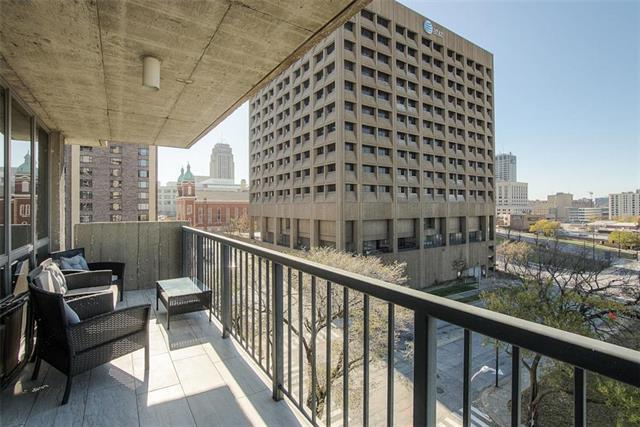 600 E Admiral Boulevard #1001 Property Photo - Kansas City, MO real estate listing