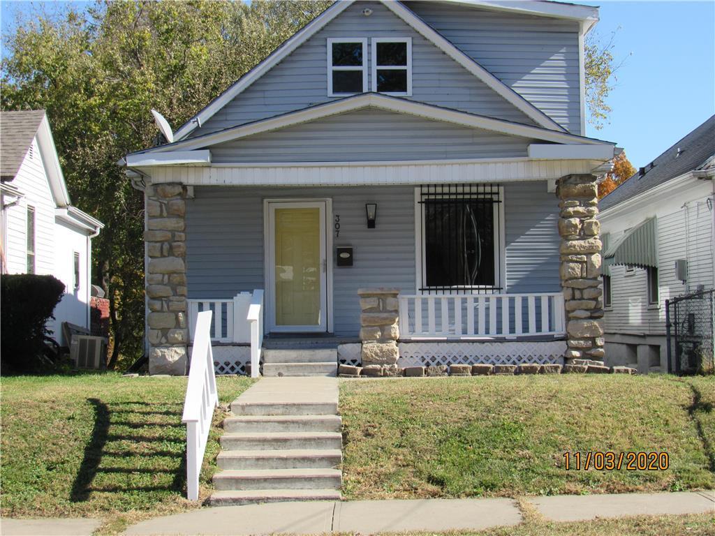 307 N Jackson Avenue Property Photo - Kansas City, MO real estate listing
