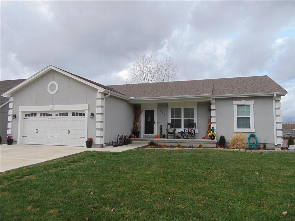 502 W Haven Drive Property Photo - Richmond, MO real estate listing