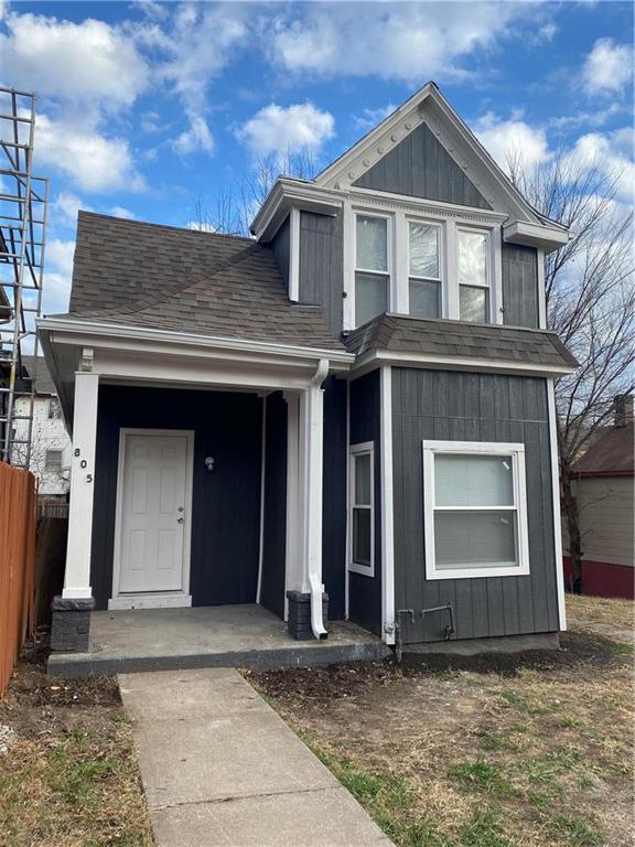 805 Gladstone Avenue Property Photo - Kansas City, MO real estate listing