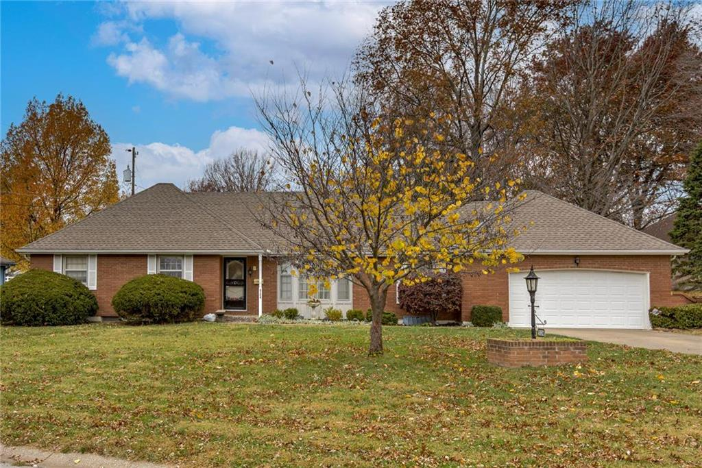 5124 Stanton Drive Property Photo - Kansas City, MO real estate listing