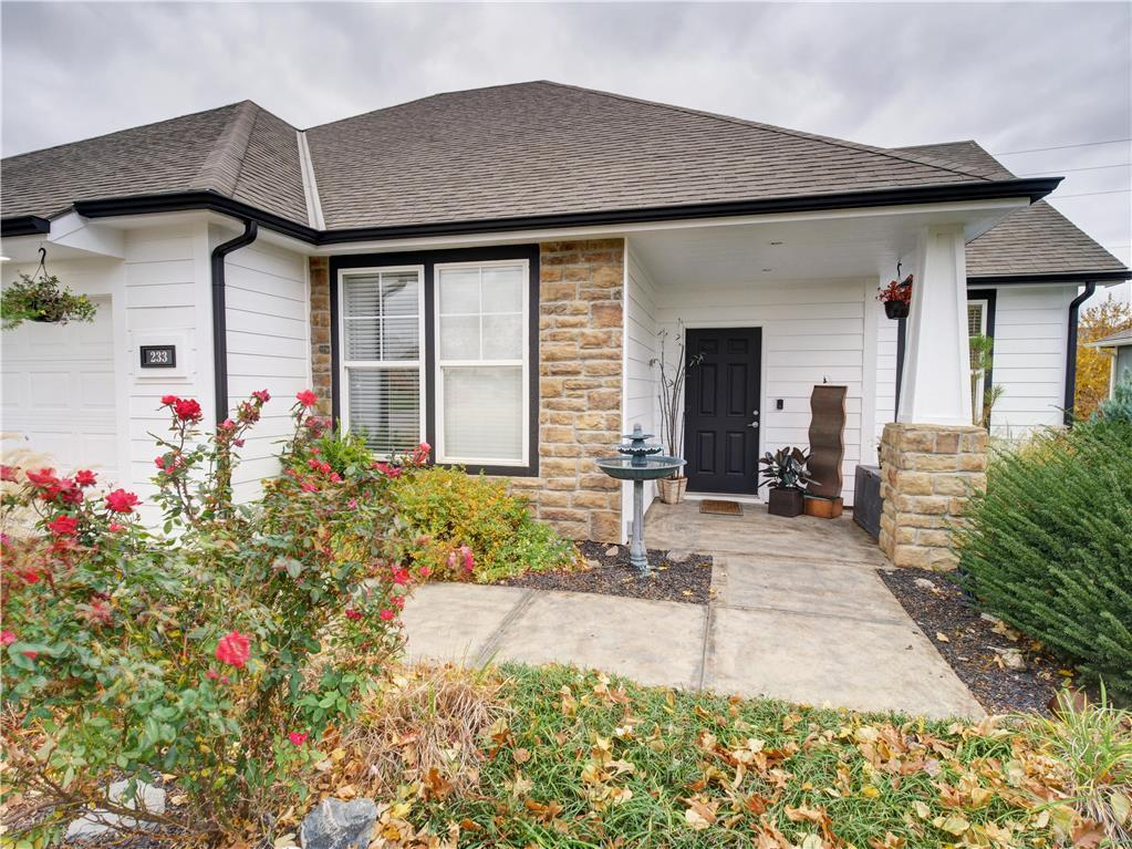 233 Campbell Drive Property Photo - Lawrence, KS real estate listing