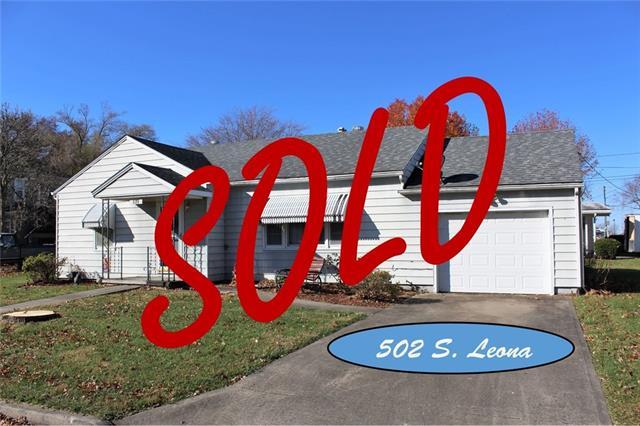 502 S Leona Street Property Photo - Concordia, MO real estate listing