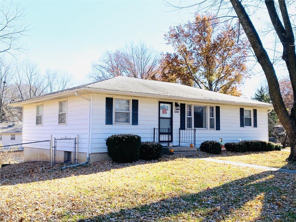 1238 Maple Street Property Photo - Eudora, KS real estate listing