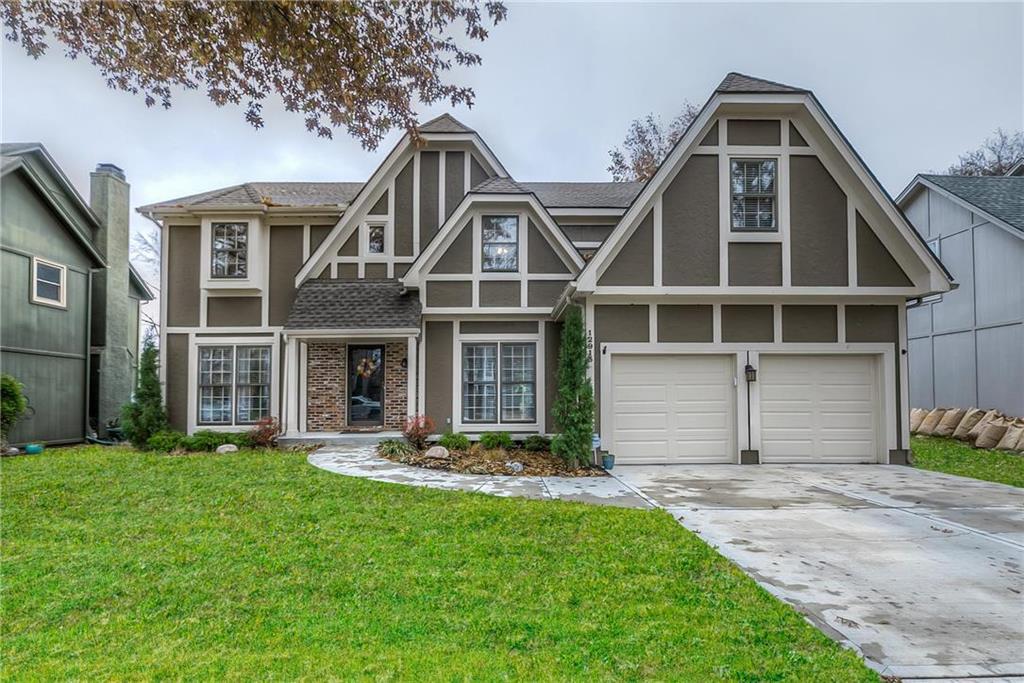12913 REEDER Street Property Photo - Overland Park, KS real estate listing