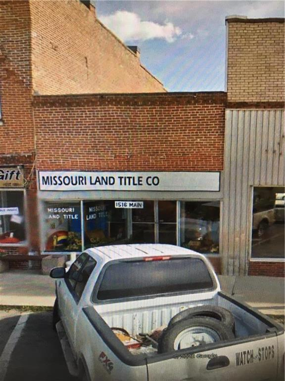 1516 Main Street Property Photo - Bethany, MO real estate listing
