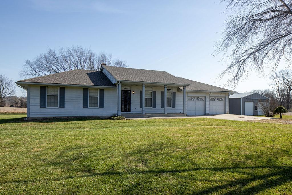 9401 S Hardsaw Road Property Photo - Lone Jack, MO real estate listing