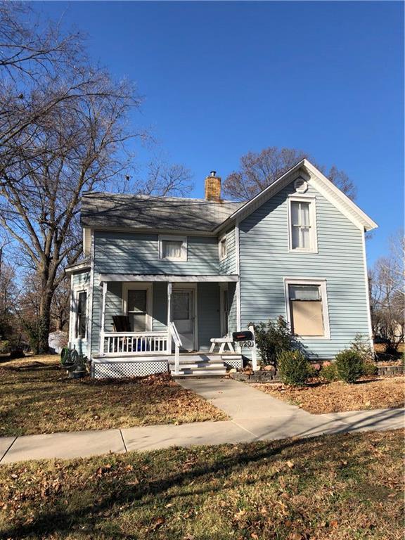 820 N Poplar Street Property Photo - Ottawa, KS real estate listing