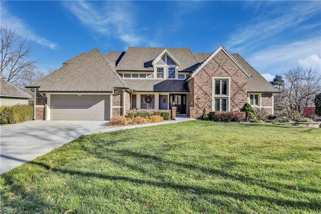 12705 EATON Circle Property Photo - Leawood, KS real estate listing