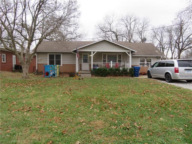 1211 Parker Street Property Photo - Osawatomie, KS real estate listing