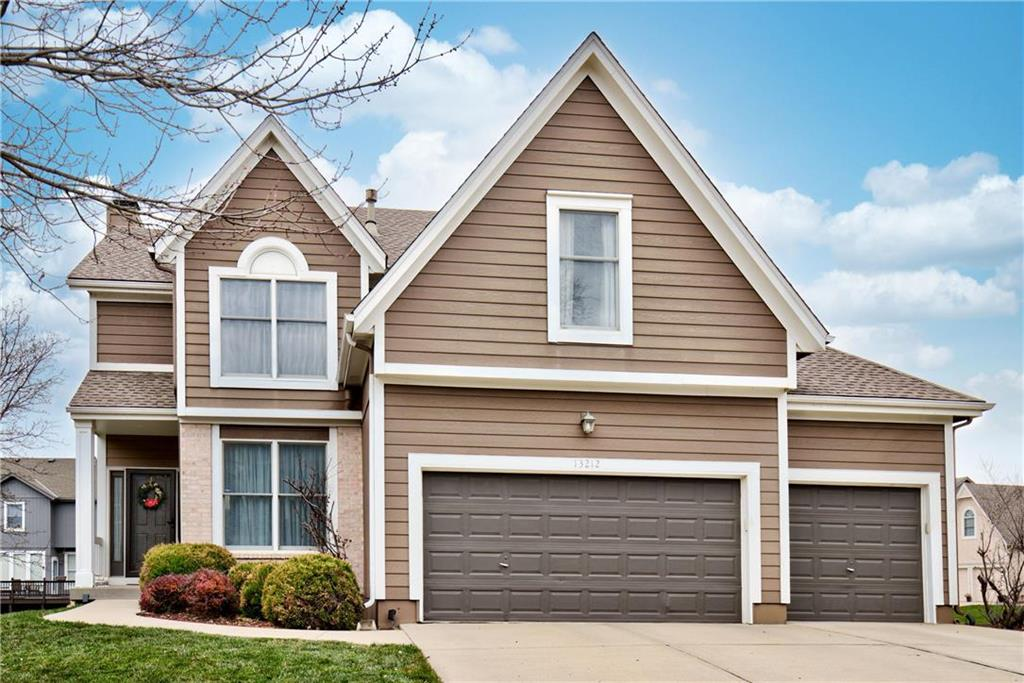 13212 Barton Street Property Photo - Overland Park, KS real estate listing