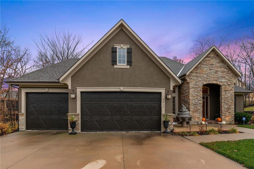 4417 NE Gateway Drive Property Photo - Lee's Summit, MO real estate listing