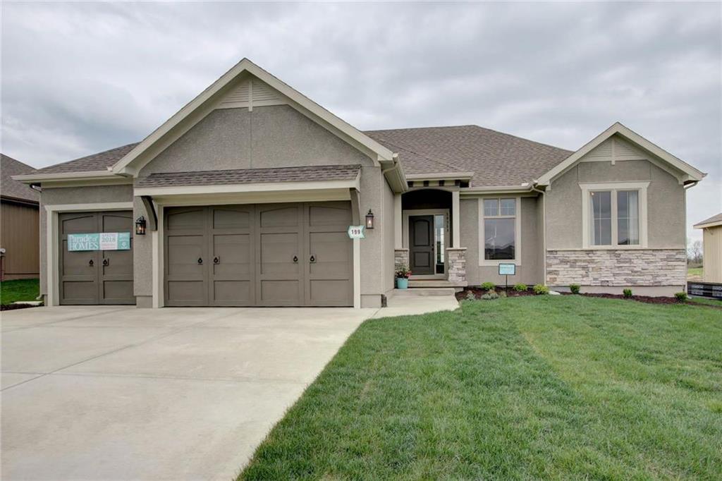 20112 Barker Street Property Photo - Spring Hill, KS real estate listing