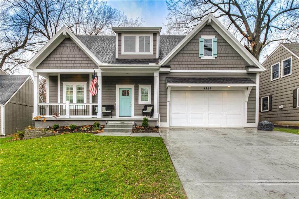 4327 W 70th Street Street Property Photo - Prairie Village, KS real estate listing