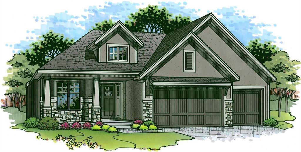 6822 Brownridge Drive Property Photo - Shawnee, KS real estate listing