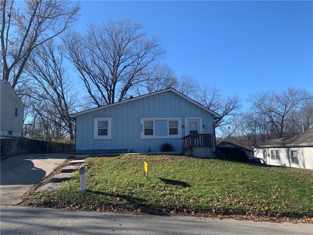 226 N 33rd Street Property Photo - Kansas City, KS real estate listing