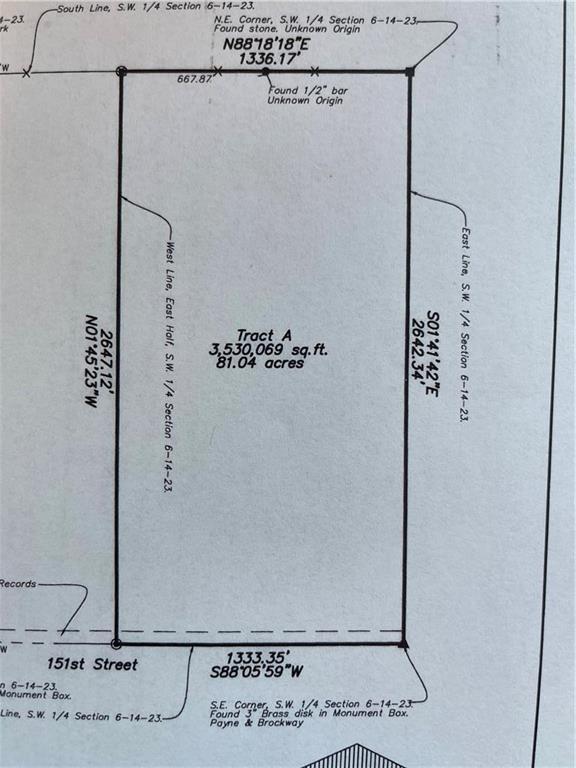 27180 W 151st Street Property Photo - Olathe, KS real estate listing