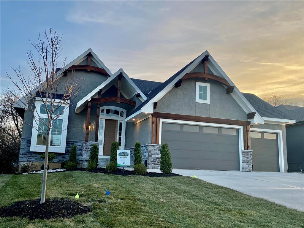 22595 W 89th Street Property Photo - Lenexa, KS real estate listing
