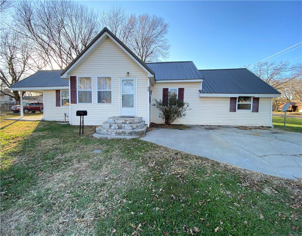 606 N Fulton Street Property Photo - Butler, MO real estate listing