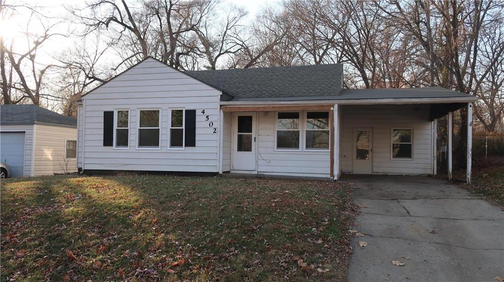 4502 N Campbell Street Property Photo - Kansas City, MO real estate listing