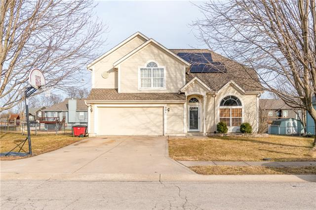 301 PECAN TREE Avenue Property Photo - Lone Jack, MO real estate listing