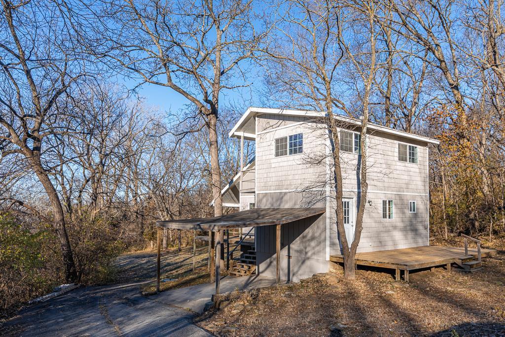 8659 Hilltop Road Property Photo - Ozawkie, KS real estate listing