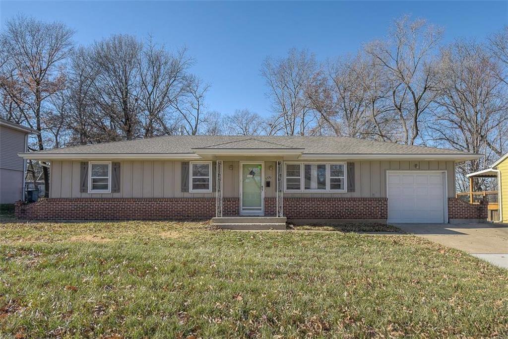 5336 Goodman Lane Property Photo - Overland Park, KS real estate listing