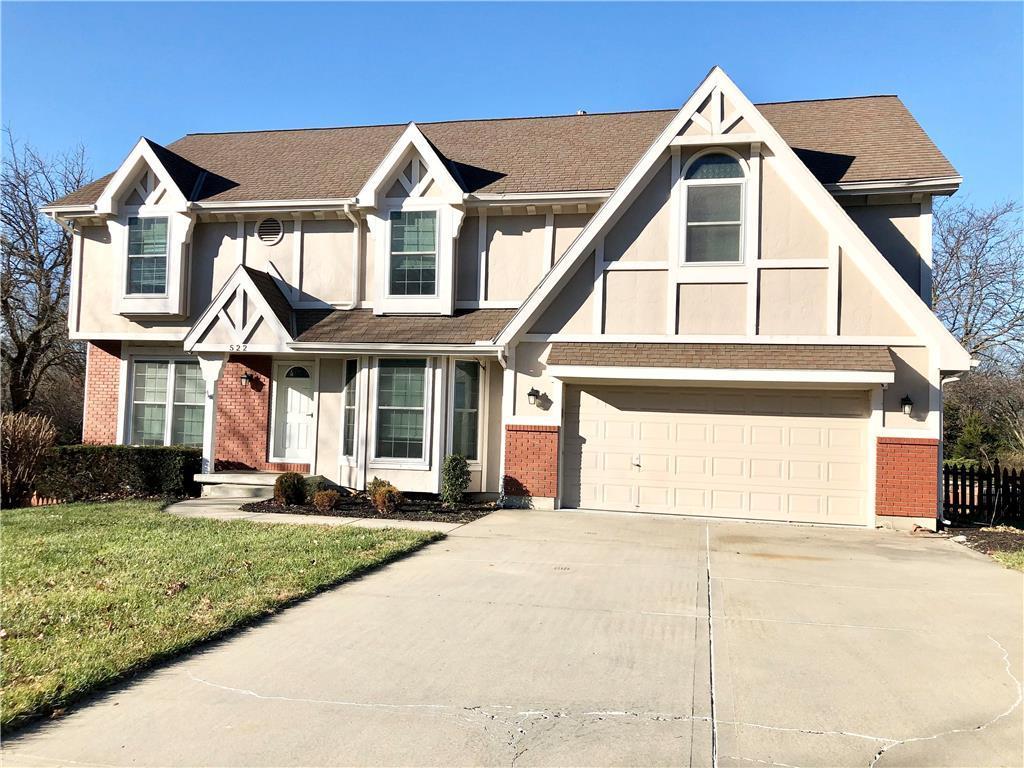 522 S Bittersweet Lane Property Photo - Lansing, KS real estate listing