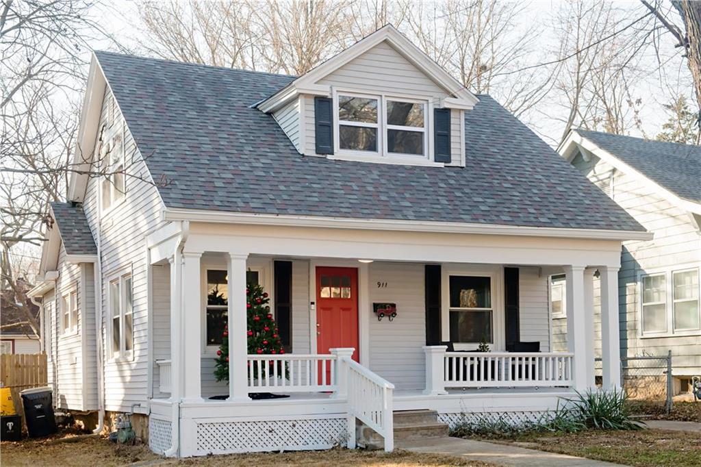 911 E 75th Street Property Photo - Kansas City, MO real estate listing