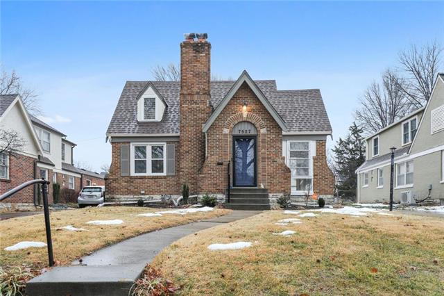 7527 Grand Avenue Property Photo - Kansas City, MO real estate listing
