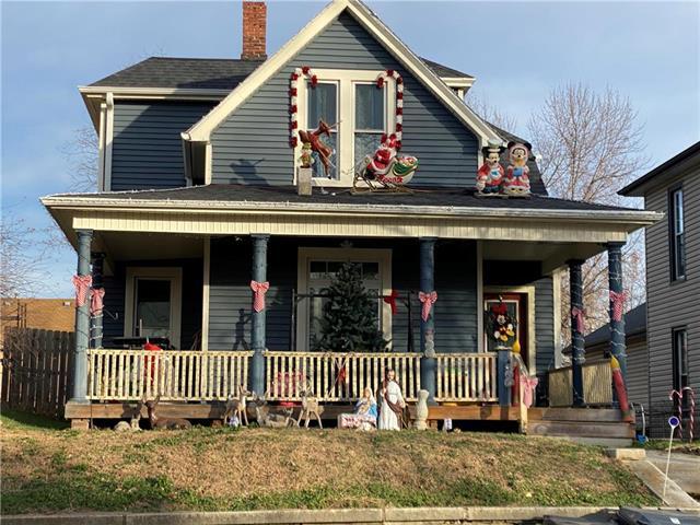 1019 N 20th Street Property Photo - St Joseph, MO real estate listing
