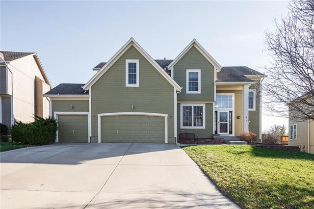 2035 W Larkspur Street Property Photo - Olathe, KS real estate listing