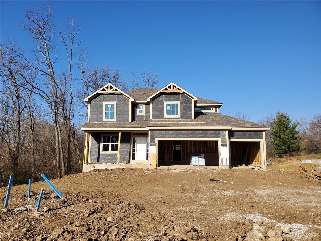 2501 NE Amanda Lane Property Photo - Blue Springs, MO real estate listing