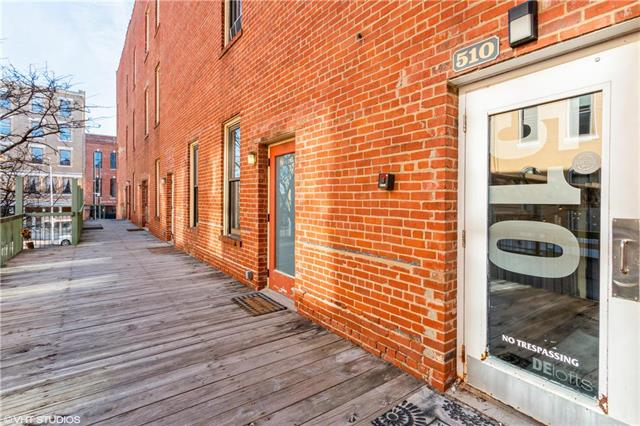 510 Delaware 306 Street Property Photo - Kansas City, MO real estate listing