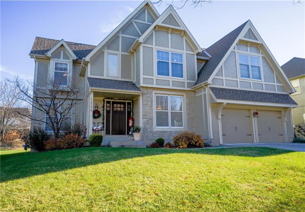 12827 Flint Street Property Photo - Overland Park, KS real estate listing