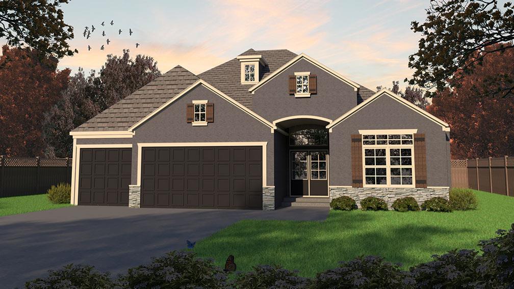 17211 S Allman Road Property Photo - Olathe, KS real estate listing