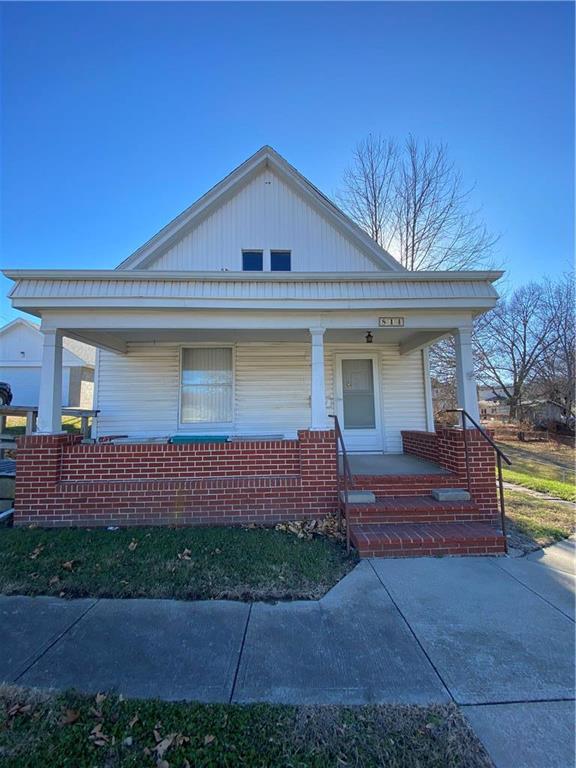 814 Mason Avenue Property Photo - St Joseph, MO real estate listing