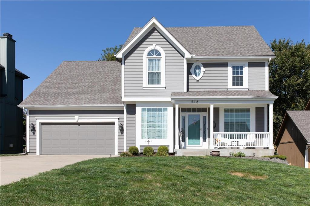 618 NE 94TH Terrace Property Photo - Kansas City, MO real estate listing