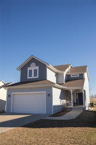 1802 Cardinal Circle Property Photo - Atchison, KS real estate listing