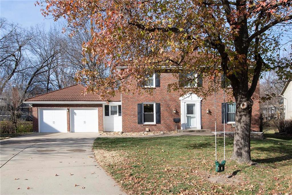 5134 Ballentine Street Property Photo - Shawnee, KS real estate listing