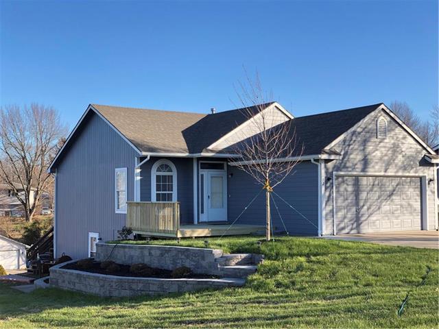 72 Winchester Road Property Photo - Eudora, KS real estate listing