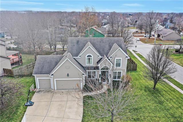 23805 W 54th Terrace Property Photo - Shawnee, KS real estate listing