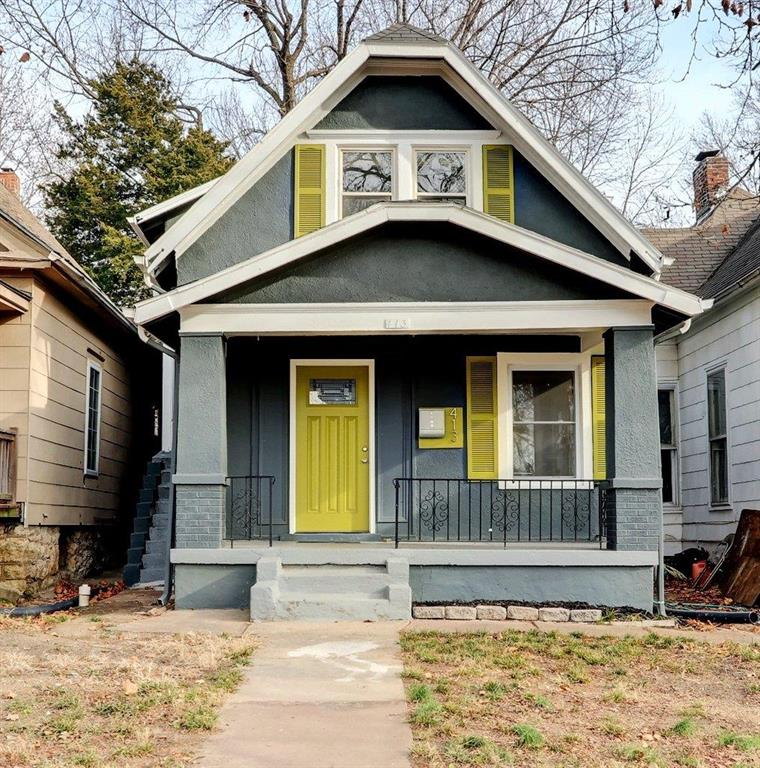 413 Norton Avenue Property Photo - Kansas City, MO real estate listing