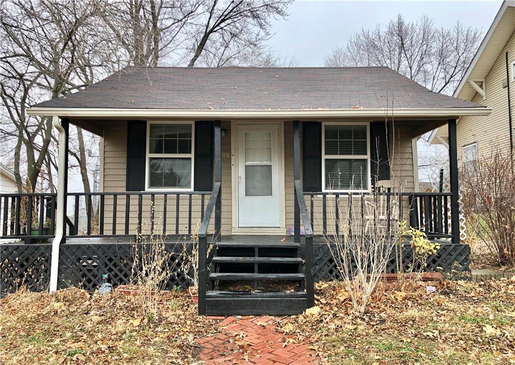 505 Cherokee Street Property Photo - Oskaloosa, KS real estate listing