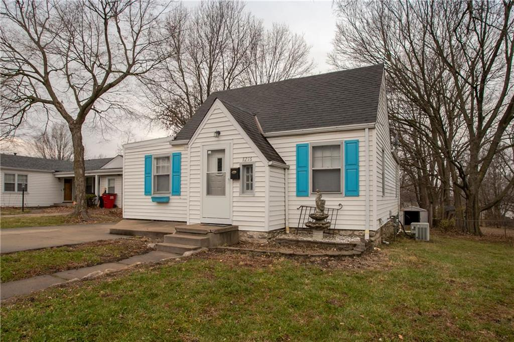 1216 S Liberty Street Property Photo - Independence, MO real estate listing