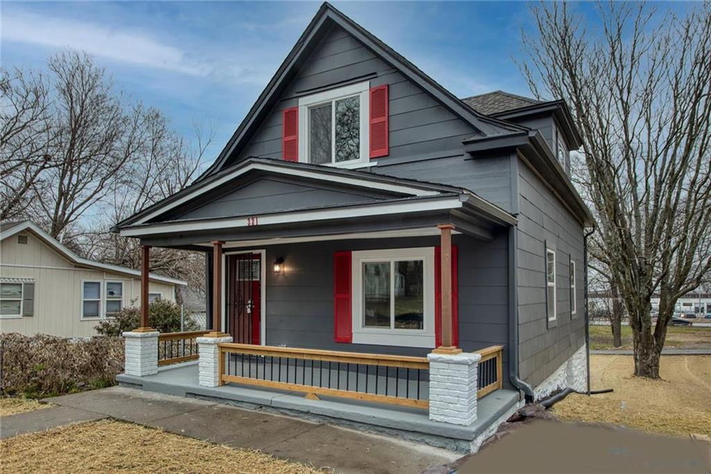 321 N Wheeling Avenue Property Photo - Kansas City, MO real estate listing